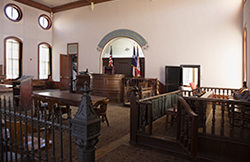 Texas Courtroom